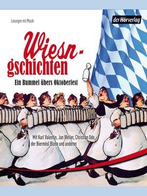 cover image of Wiesngschichten