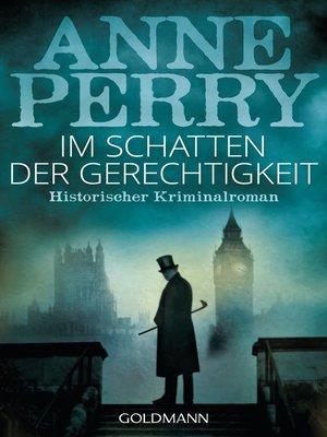 cover image of Im Schatten der Gerechtigkeit