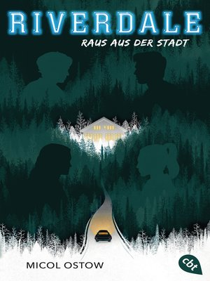 cover image of RIVERDALE--Raus aus der Stadt