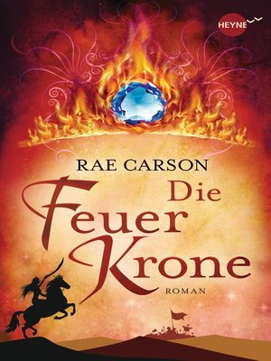 cover image of Die Feuerkrone