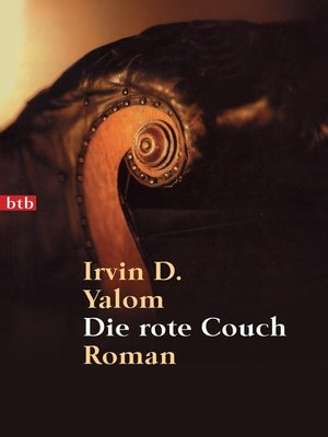 cover image of Die rote Couch