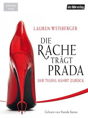 cover image of Die Rache trägt Prada. Der Teufel kehrt zurück