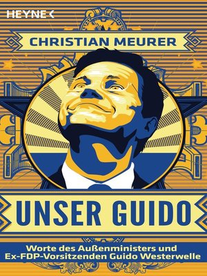 cover image of Unser Guido