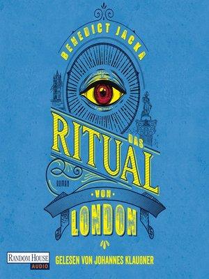 cover image of Das Ritual von London