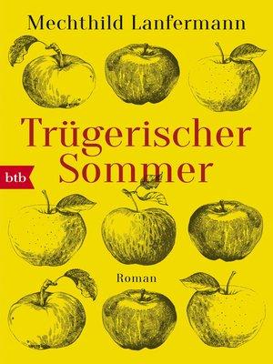 cover image of Trügerischer Sommer