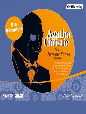 cover image of Acht Hercule Poirot Krimis