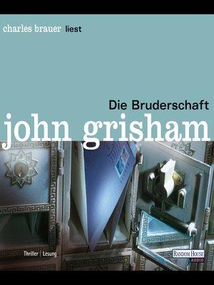 cover image of Die Bruderschaft