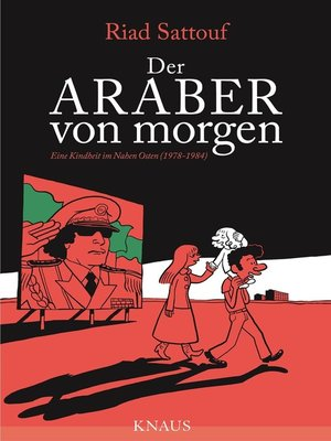 cover image of Der Araber von morgen, Band 1