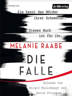 cover image of Die Falle