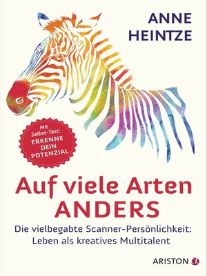 cover image of Auf viele Arten anders