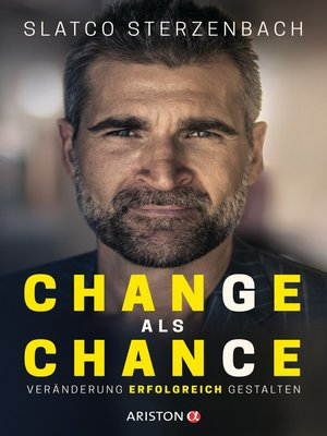 cover image of Change als Chance