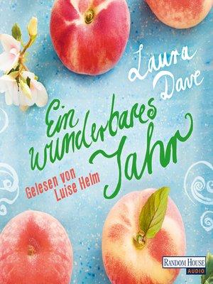 cover image of Ein wunderbares Jahr