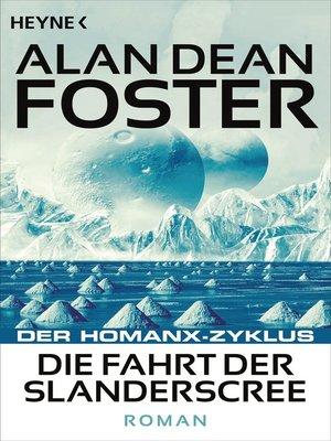 cover image of Die Fahrt der Slanderscree