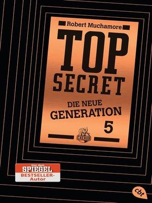 cover image of Top Secret. Die Entführung