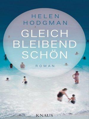 cover image of Gleichbleibend schön