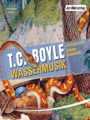 cover image of Wassermusik