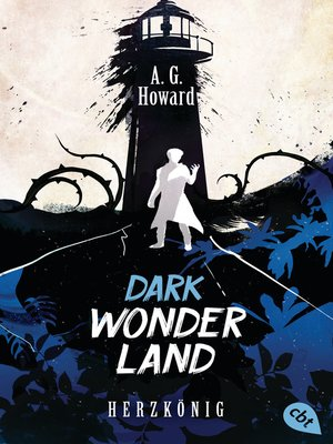 cover image of Dark Wonderland--Herzkönig