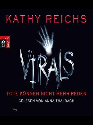 cover image of Virals--Tote können nicht mehr reden