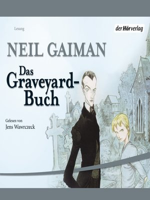 cover image of Das Graveyard-Buch