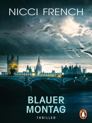 cover image of Blauer Montag