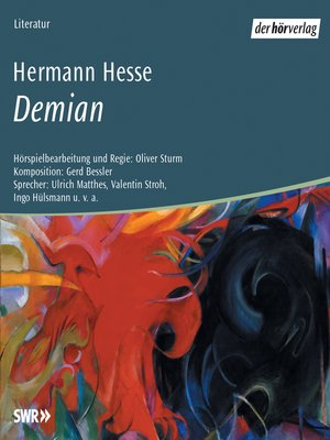 cover image of Demian