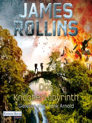 cover image of Das Knochenlabyrinth