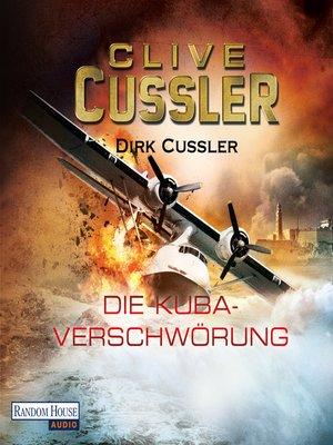 cover image of Die Kuba-Verschwörung
