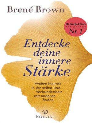 cover image of Entdecke deine innere Stärke