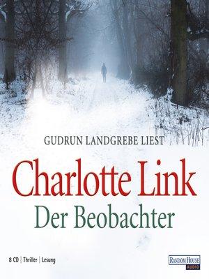 cover image of Der Beobachter