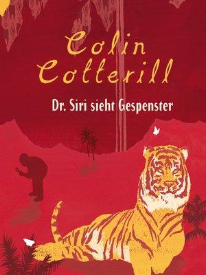 cover image of Dr. Siri sieht Gespenster