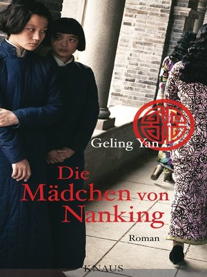 cover image of Die Mädchen von Nanking