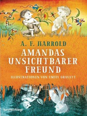 cover image of Amandas unsichtbarer Freund