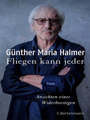 cover image of Fliegen kann jeder