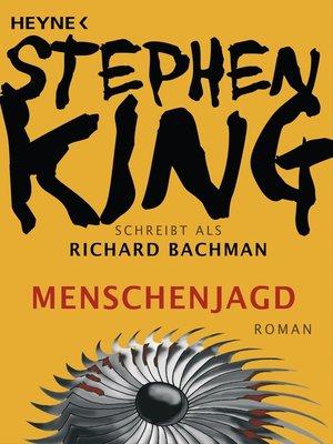 cover image of Menschenjagd – Running Man