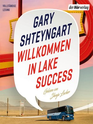 cover image of Willkommen in Lake Success