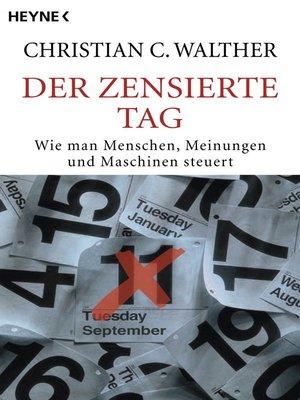 cover image of Der zensierte Tag