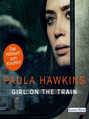 cover image of Girl on the Train--Du kennst sie nicht, aber sie kennt dich.