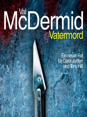 cover image of Vatermord