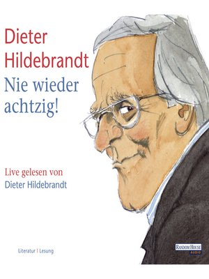 cover image of Nie wieder achtzig!