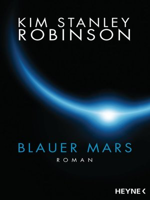 cover image of Blauer Mars