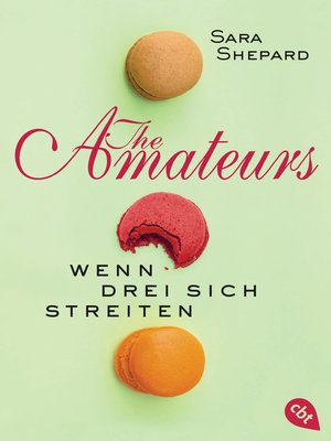 cover image of THE AMATEURS--Wenn drei sich streiten