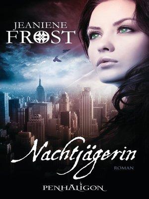 cover image of Nachtjägerin