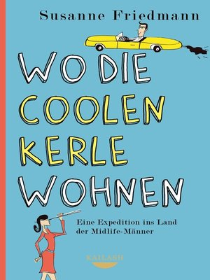 cover image of Wo die coolen Kerle wohnen