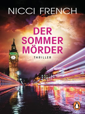 cover image of Der Sommermörder