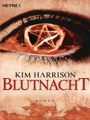 cover image of Blutnacht