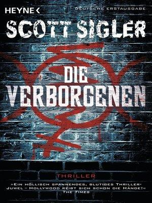 cover image of Die Verborgenen