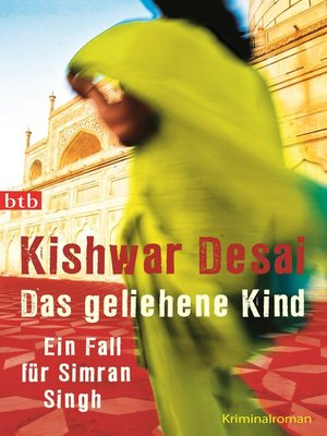cover image of Das geliehene Kind