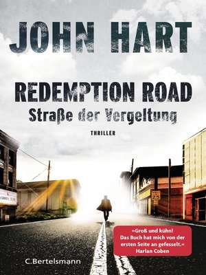cover image of Redemption Road--Straße der Vergeltung
