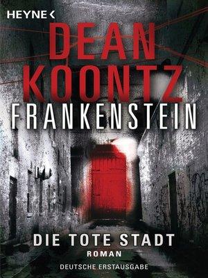cover image of Die tote Stadt