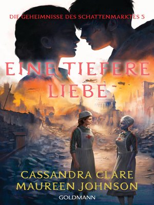 cover image of Eine tiefere Liebe